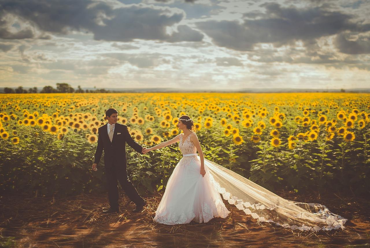 Jaki miesiąc jest najlepszy na wesele?