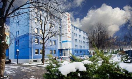 Sale weselne - Hotel Diament Zabrze Restauracja Słoneczna - 1277902251hotel_diament_zabrze_obiekt.jpg - SalaDlaCiebie.pl