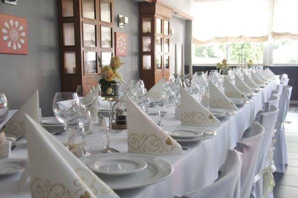 Sale weselne - Hotel Diament Zabrze Restauracja Słoneczna - SalaDlaCiebie.com - 1