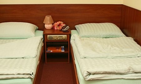 Hotel Jester pokój