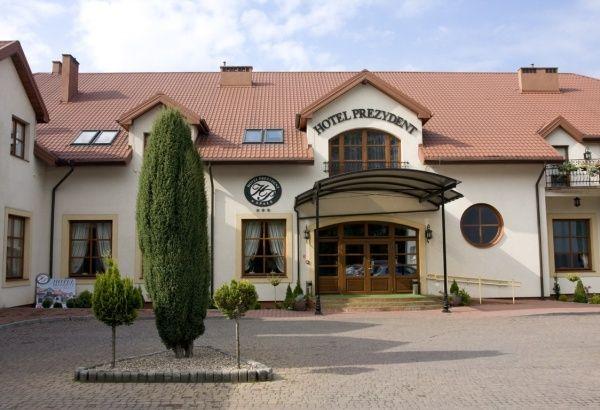 Sale weselne - Hotel Prezydent - SalaDlaCiebie.com - 1