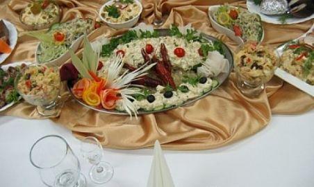 Sale weselne - Hotel Leśnik - 1236956266g_gastronomia.jpg - SalaDlaCiebie.pl