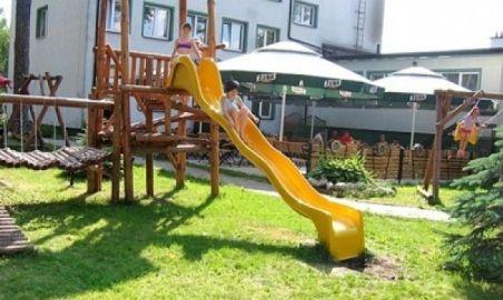 Sale weselne - Hotel Leśnik - 1236956267f_plac_zabaw.jpg - SalaDlaCiebie.pl
