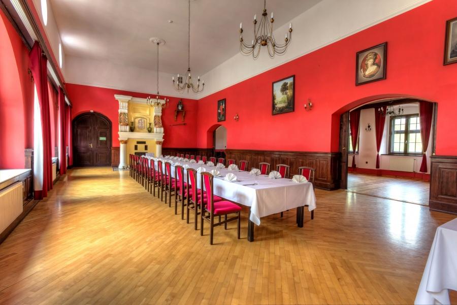Sale weselne - Pałac Krobielowice - SalaDlaCiebie.com - 2