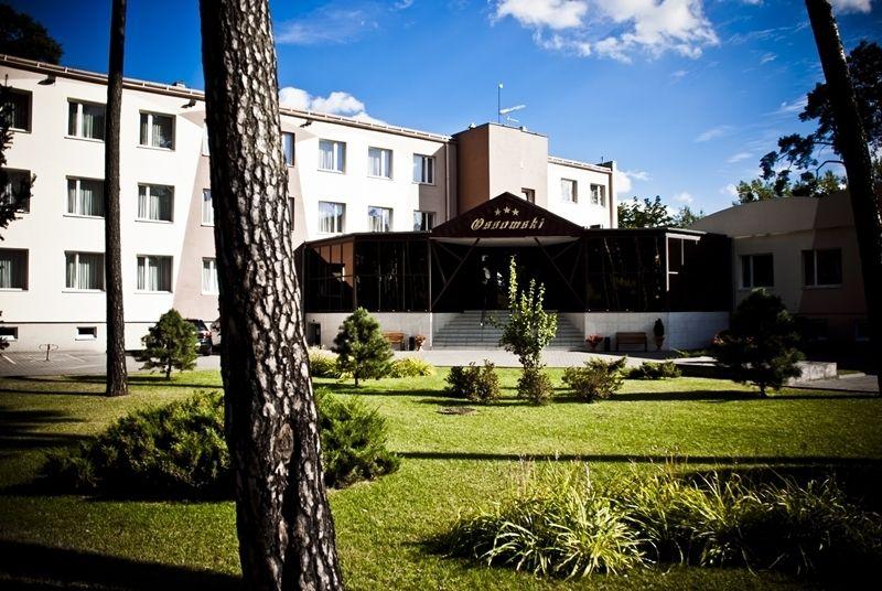Sale weselne - Hotel Ossowski - SalaDlaCiebie.com - 1