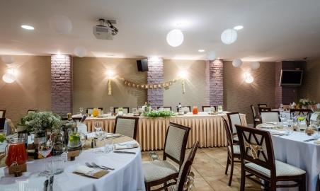 Sale weselne - Hotel Witek - 5c2df2b9ec3besala_kominkowa_4.jpg - www.SalaDlaCiebie.com