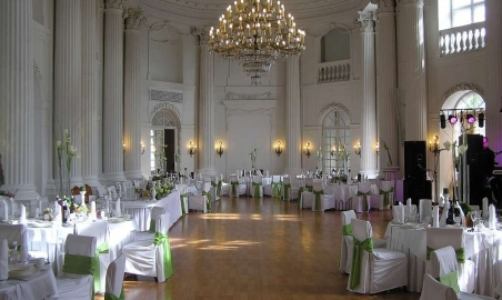 Sale weselne - Zamek SIMP w Rydzynie - SalaDlaCiebie.com - 6