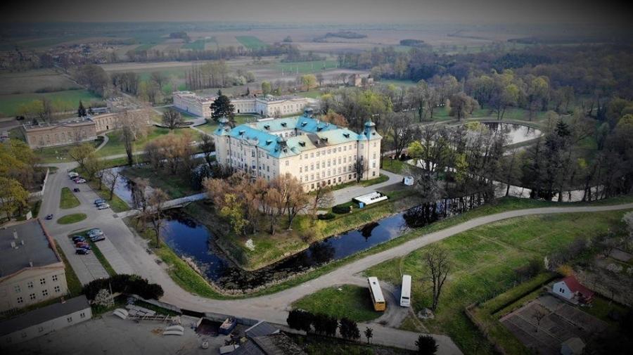 Sale weselne - Zamek SIMP w Rydzynie - SalaDlaCiebie.com - 11