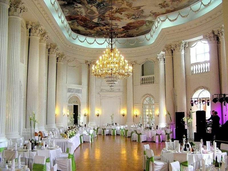 Sale weselne - Zamek SIMP w Rydzynie - SalaDlaCiebie.com - 1