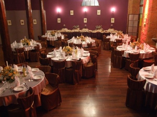 Sale weselne - Restauracja U Fabrykanta - SalaDlaCiebie.com - 1