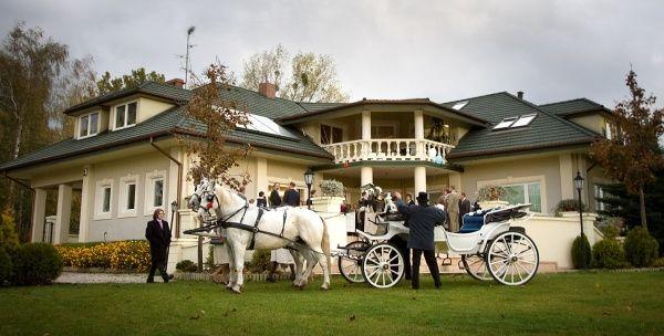 Sale weselne - Rezydencja Madame Synowiecka - SalaDlaCiebie.com - 1