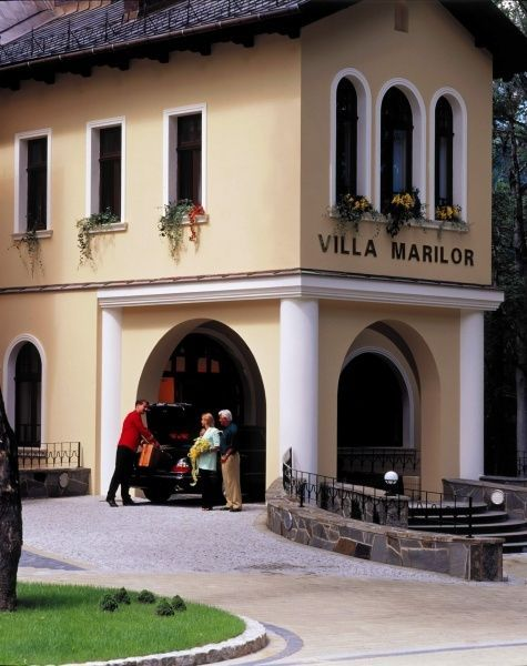 Sale weselne - Hotel Villa Marilor - SalaDlaCiebie.com - 7