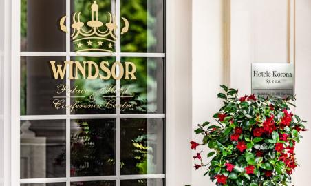 Sale weselne - Windsor Palace Hotel & Conference Center - SalaDlaCiebie.com - 9