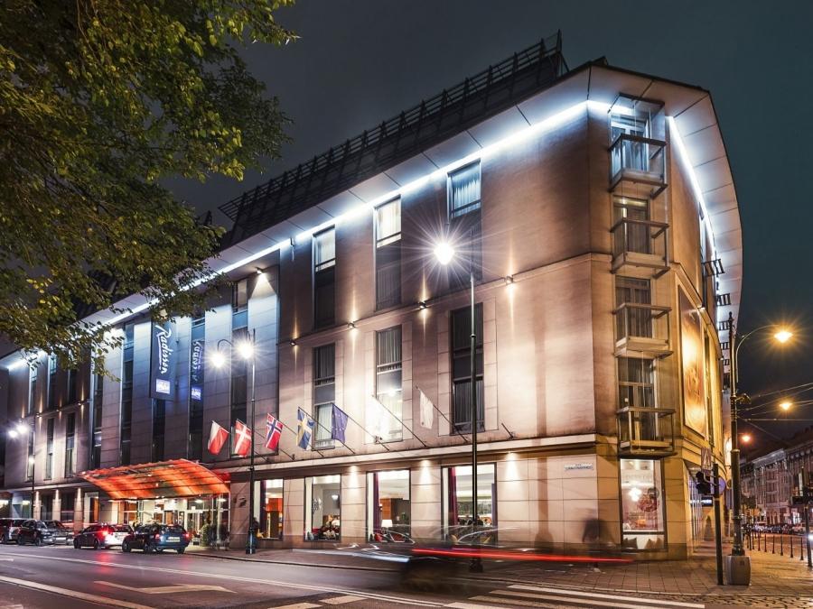 Sale weselne - Radisson Blu Hotel - SalaDlaCiebie.com - 17
