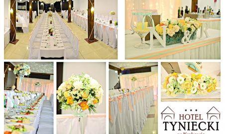 Sale weselne - Hotel Tyniecki - 56c2faebce792mieta.jpg - SalaDlaCiebie.pl