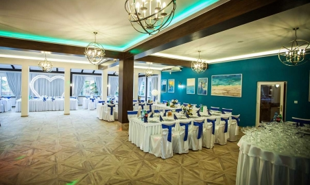 Sale weselne - Lech Resort & SPA - SalaDlaCiebie.com - 9