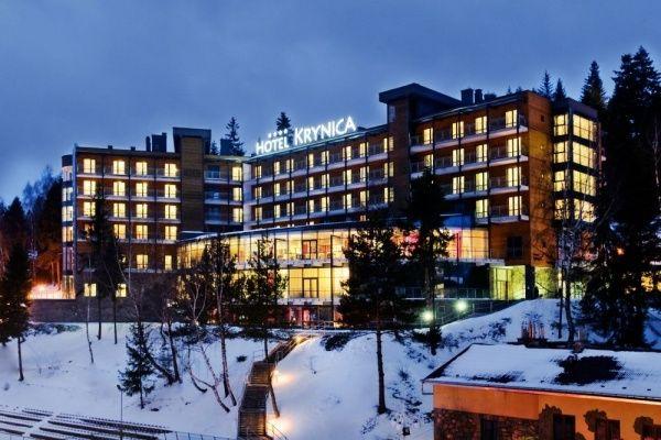 Sale weselne - Hotel Krynica Conference & Spa - SalaDlaCiebie.com - 1