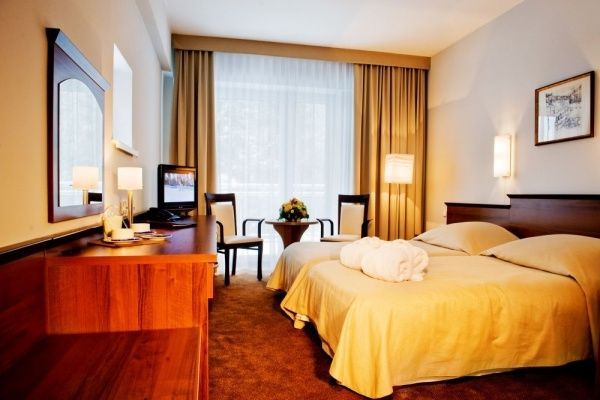 Sale weselne - Hotel Krynica Conference & Spa - SalaDlaCiebie.com - 11