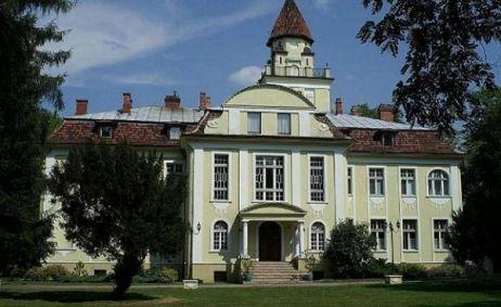 Hotel - Restauracja Pałac Nieznanice