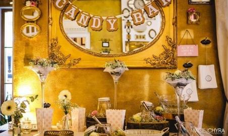 Sale weselne - Dwór Korona Karkonoszy - 5b6ebc2a49082candy_bar.jpg - www.SalaDlaCiebie.com
