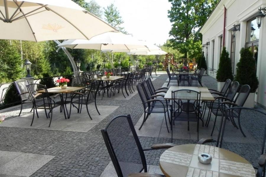 Sale weselne - Hotel Willa Zagórze 7km od granic Warszawy - SalaDlaCiebie.com - 20