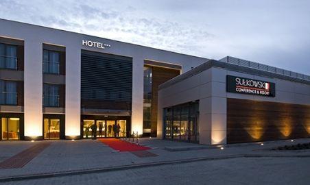 Sale weselne - Sułkowski Conference & Resort - 53f33da883f1chotel_sulkowski_1.jpg - SalaDlaCiebie.pl