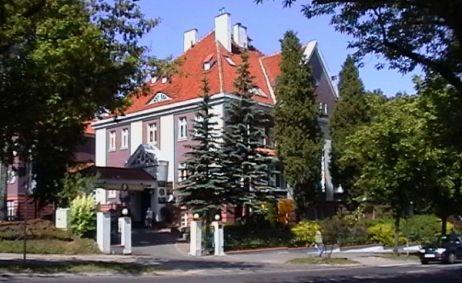 Restauracja Gardenia przy Villa Pallas