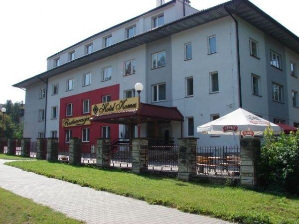 Sale weselne - Hotel Komes - SalaDlaCiebie.com - 1