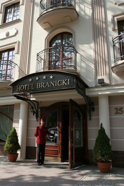 Sale weselne - Hotel Branicki - SalaDlaCiebie.com - 1