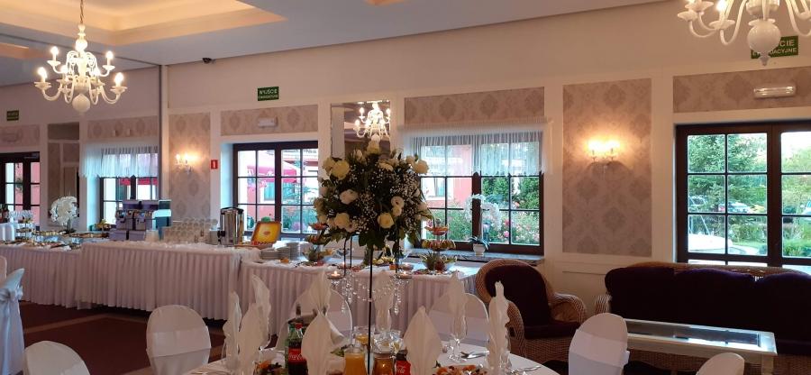 Sale weselne - Milord Restauracja & Hotel - SalaDlaCiebie.com - 12