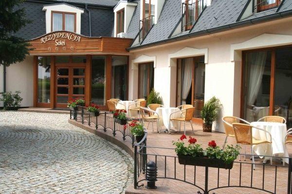 Sale weselne - Hotel Rezydencja Solei - SalaDlaCiebie.com - 8