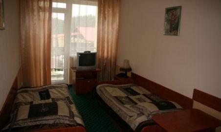 Sale weselne - Hotel Zbyszko w Nowogrodzie - 12536151242_person_room.jpg - SalaDlaCiebie.pl