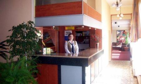Sale weselne - Hotel Zbyszko w Nowogrodzie - 1253615126recepcja.jpg - SalaDlaCiebie.pl