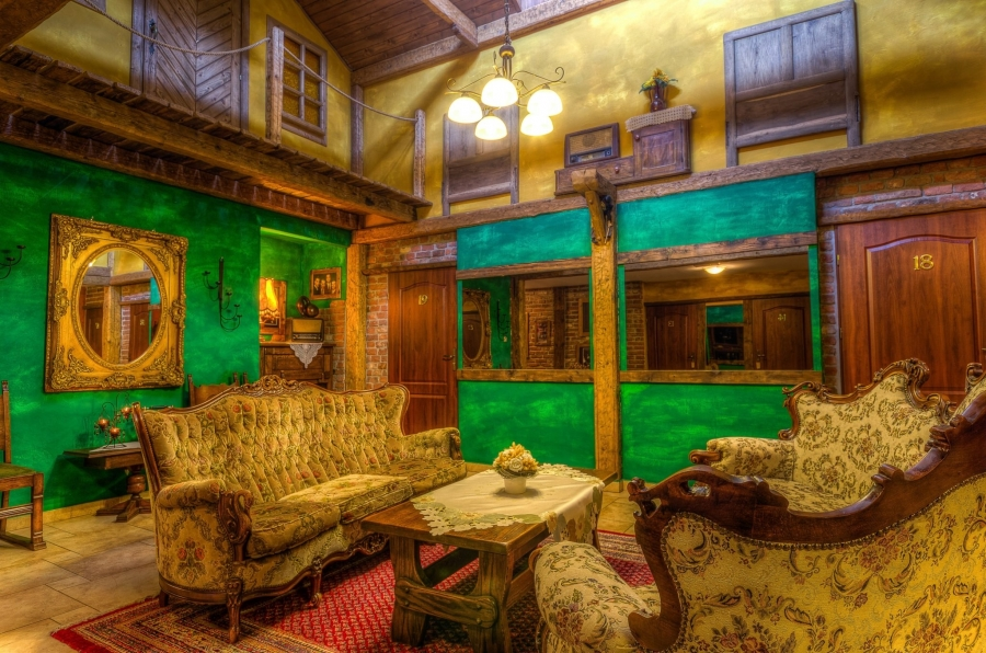 Sale weselne - Hotel**  Restauracja