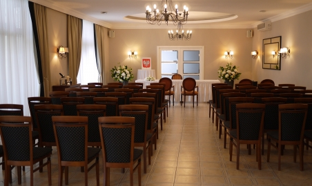 Sale weselne - Centrum Konferencyjno - Apartamentowe Mrówka - 58c2bbeeac2dc11.JPG - SalaDlaCiebie.pl