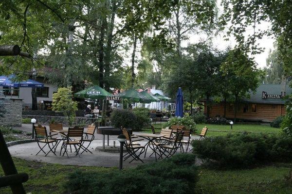 Sale weselne - Rezydencja Parkowa - SalaDlaCiebie.com - 2