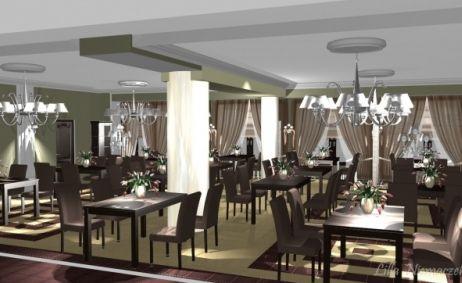 Usługi Hotelarskie Głogów Restauracja - Cafe