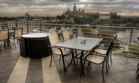 Hotel Kossak Restauracja Percheron - Cafe Oranżeria