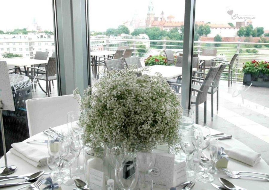 Sale weselne - Hotel Kossak -  Restauracja Cafe Oranżeria - SalaDlaCiebie.com - 10