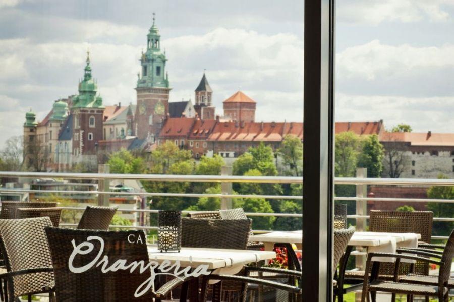 Sale weselne - Hotel Kossak -  Restauracja Cafe Oranżeria - SalaDlaCiebie.com - 1