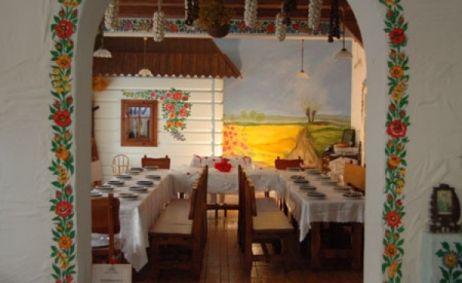 Restauracja Chata z Zalipia