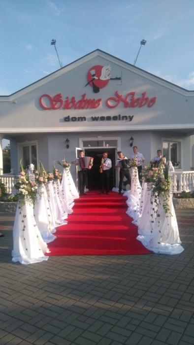 Sale weselne - Dom Weselny Siódme Niebo - SalaDlaCiebie.com - 11