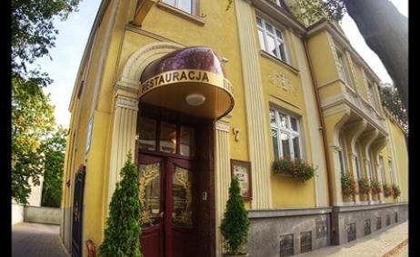 Hotel Atena budynek