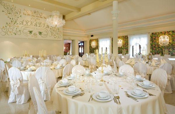 Sale weselne - Dom Bankietowy Arkadia - SalaDlaCiebie.com - 1