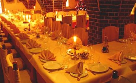 Restauracja - Klub  Świętoszek
