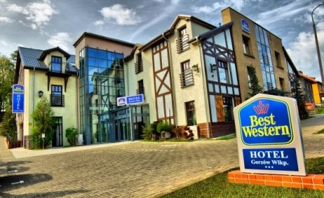 Hotel BEST WESTERN Gorzów Wlkp.