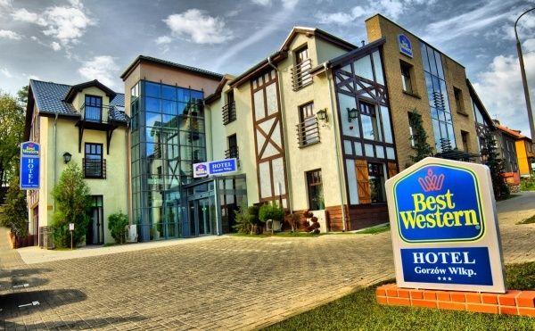 Sale weselne - Hotel BEST WESTERN Gorzów Wlkp. - SalaDlaCiebie.com - 1