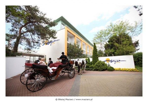 Sale weselne - Hotel Bryza Resort & SPA - SalaDlaCiebie.com - 1