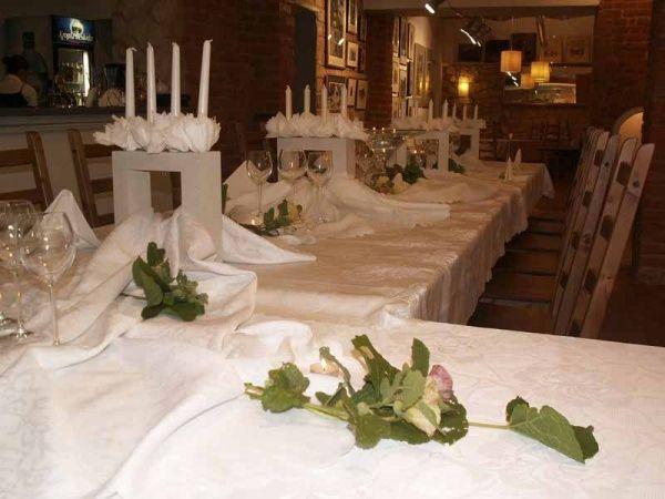 Sale weselne - Restauracja Noclegi Galeria sztuki Anna - SalaDlaCiebie.com - 1