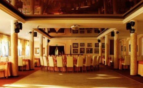 Hotel Restauracja Trzy Światy